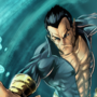 Namor - The Defenders Pinup