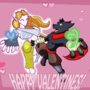 Happy Valentines 2019 by Fours