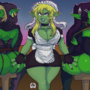 Goblin girl party