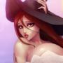 Barr's Mares - Sorceress