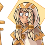 Arcane Tyelmoldoka, The Priestess