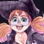 Nina illustration color 001