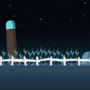 Spitfire Sheep - Game Background (Night)