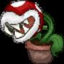 Pirhana Plant Sprite