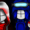 Madness Blue CrystalBlue And Red RainbowUndead
