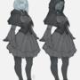Lich (OC) costume