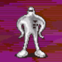 Eartbound Enemy Animation #03: Starman Junior by notreelsonder