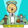 Saint Pancake-Face by SAM20i0