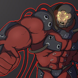 Gigas Tekken 7 By Walrusloser On Newgrounds