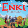 Elk's Tale of Enki Titlescreen