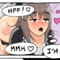 Karen, Natasha and Miss Rosewood (comic FINAL 9th page)
