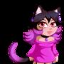 cheeb cat girl