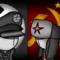 Madness World War Nazi Vs soviets