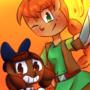 Tamah and Ellie