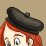 A Girl with a Hat
