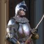Study of an armor guy