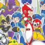 A lot of Megamen