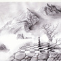 chess on mount olimp