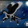 Moonlight Flight by Kralissa
