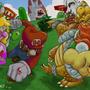 Mario Fan Art by fliberdigibit