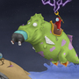 Triceratops Time 2 by Jobertson