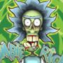 zombie rick by markymayhem