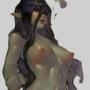 Bathing Ogre Nina (Scasdog OC)
