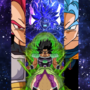 Dragon Ball Super Broly (Poster)