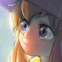 Hat Kid in the Rain