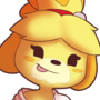 Isabelle is ready