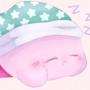 Sleep Kirby by Pookievil