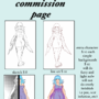 Regular commission page