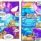 PAGES COMPARISON 1 CRAZY UNIVERSE COMIC