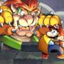 Super Mario World - Final Battle