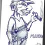 Sketch #1 Mario
