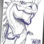 Sketch #2 Yoshi
