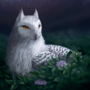 Moonlit Gryphon