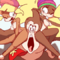 Dixie and Tiny Kong Released