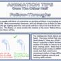 Tutorial: Animation Tips 4- Follow-Throughs