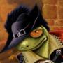 Frog Musketeer