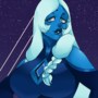 Commission: Blue Diamond