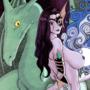 Drake and Sorceress