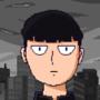 Retro Pixel Mob Psycho 100