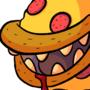Piranha Pizza