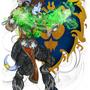 Gift Art - Lodur by Magicalmelonball