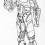 Power Armor by Kinsei