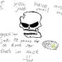 Skull by sarethz55267