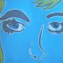 Blue Woman by WaterShake
