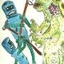robotsfightinghypermenstrualsh by kxi
