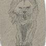 lion by supervagag
